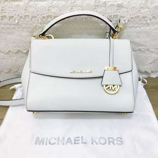 michael kors ava small satchel 手挽 側咩 兩用