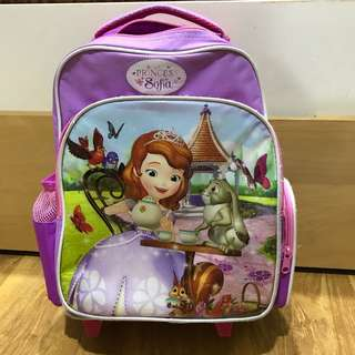 Sophia the first School Bag