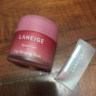 Laneige lip sleeping mask 唇膜 20g