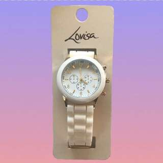 Lovisa - White Watch