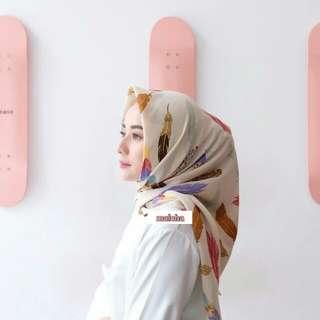 Polly catton hijab motif
