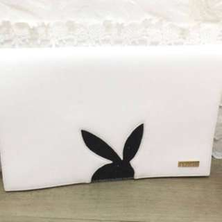 playboy bunny clutch bag 手拿包 極新淨