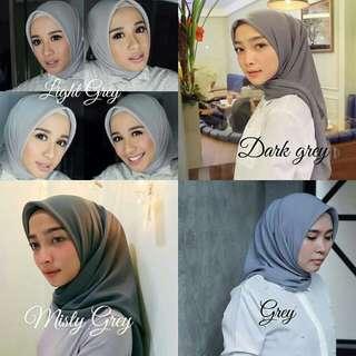 Polly Catton Polos Hijab 35rb