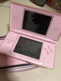 Nintendo DS Lite with GAMES!!