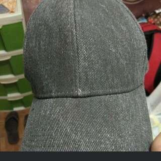 Penshoppe Faded Black Cap