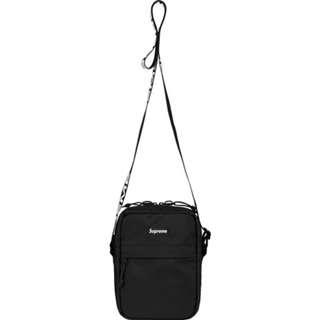 Shoulder Bag - Black - Supreme SS18