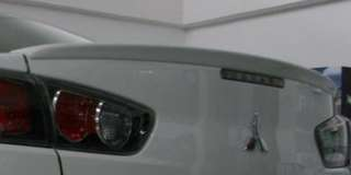 Mitsubishi Lancer Ex Evolution Original Rear Trunk Boot Lip Spoiler