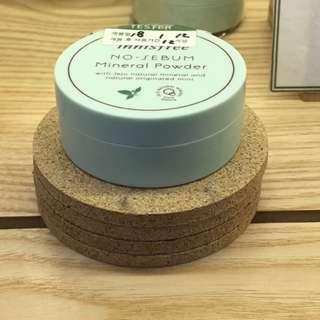 Innisfree No Sebum Mineral Powder 礦物控油碎粉