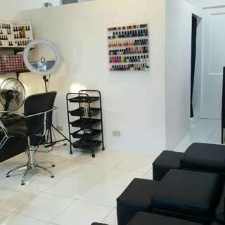 Salon and Nail Spa for Sale
