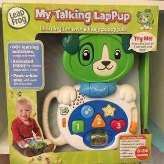 Leap Frog My Talking LapPup