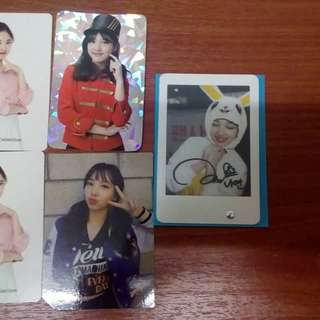 WTS Twice Nayeon photocard
