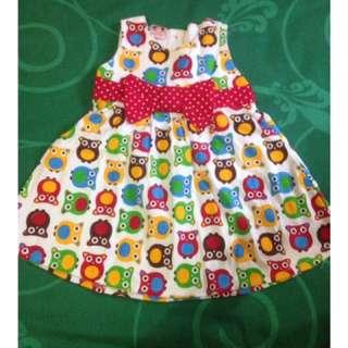 Dress Baby Owl