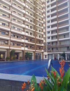 2BR fully furnished condo in QC