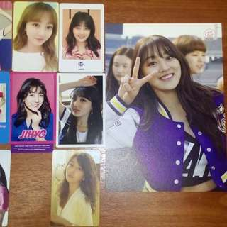 WTS Twice Jihyo photocard