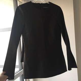 Malene Birger Leather Top