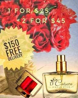 D' Calysta Perfumes