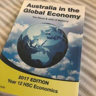 Australia in the Global Economy textbook 2017 Edition