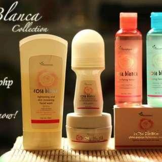 Rosa Blanca Beauty Set