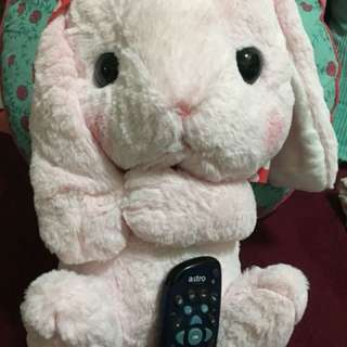 NEW with tag Big Cute Bunny