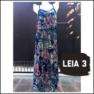 Leia maxi dress
