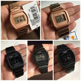 Casio Vintage Watch 🔥