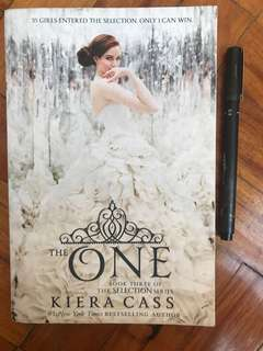 The One by Keira Cass