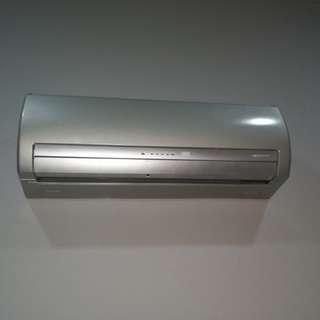 Toshiba inverter aircon used