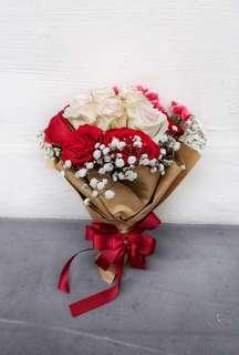 13 Stalks of Roses