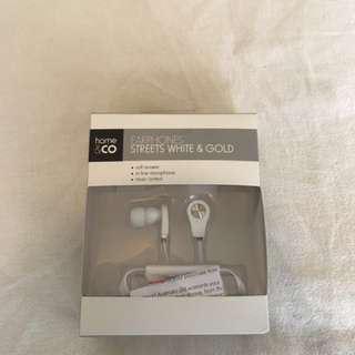 Brand New Earphones