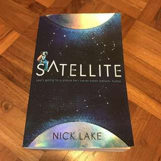 Brand New book by Nick Lake : Satellite