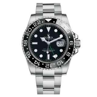 全新Rolex 116710LN full set