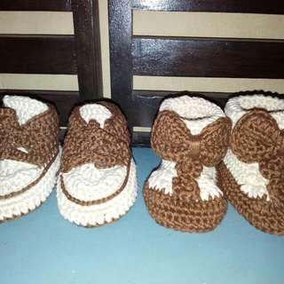 Rajutan Sepatu Harga 70-250 Beli 3 Gratis Ongkir