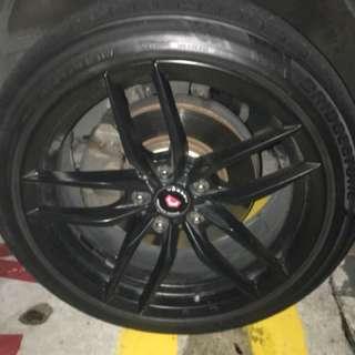 18 inch rim for sale