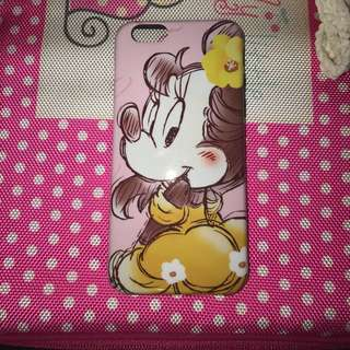 MINNIE MOUSE CASE IPHONE 6/6s