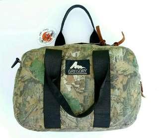Gregory Duffel Bag Advantage Timber Camo