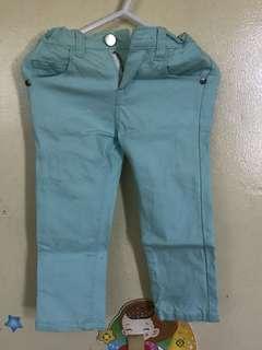 24M Mint Pants for Girls