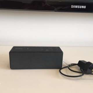 Sony Speakers with charger