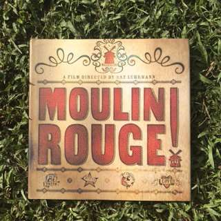 Pre-loved Book: Moulin Rouge!