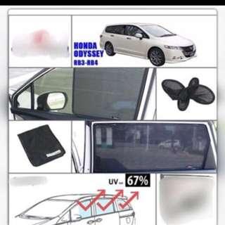 Honda Odyssey RB3 Groovy Car Shade