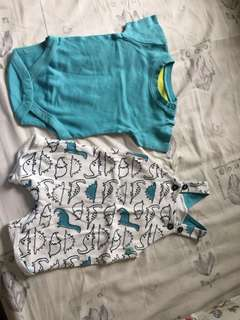 Pre-loved baby clothes