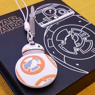 Star wars ezlink charm BB8