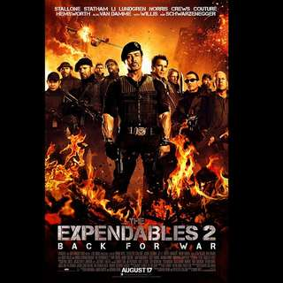 [Rent-A-Movie] THE EXPENDABLES 2 (2012)