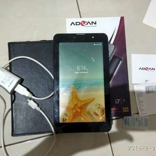 Advan Tablet Tab i7 4G ram 2Gb
