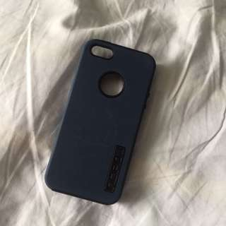 Incipio Black & Blue Case for iPhone 5/5s/5c