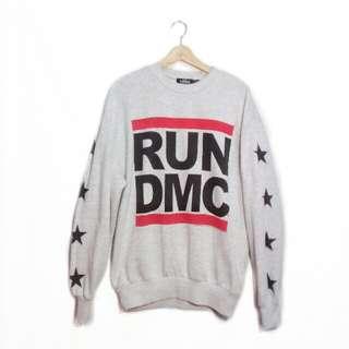Topman RUN DMC Oversized Sweater