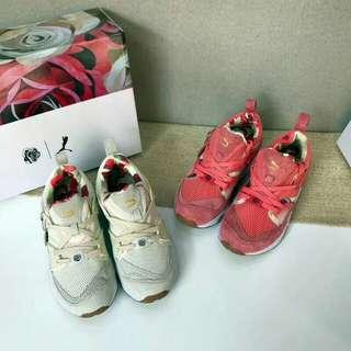 PUMA玫瑰系列運動鞋