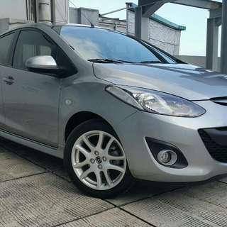 Mazda2 Sport CBU 1.5 at 2013 abu2 metalik