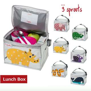 Lunch Box - 3 Sprouts