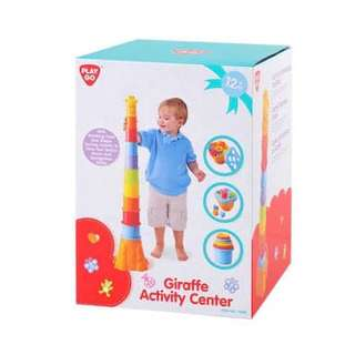 B kids giraffee activity center