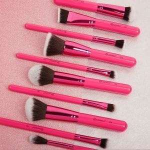 Sculpt and Blend Fan Faves - 10 Piece Brush Set